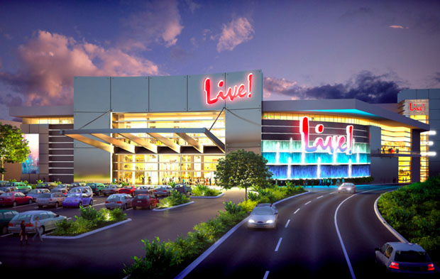 maryland live casino current projects maryland center